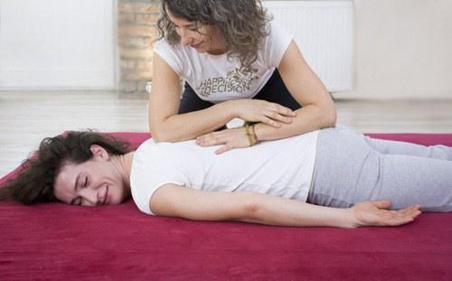 kurs masazu tajskiego zaawansowany