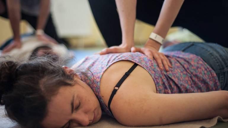 Wymiana masażowa – jam otwarty (popołudnie, Warszawa)